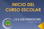 INICIO DE CURSO 21-22