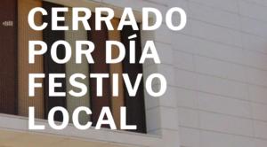 Fiesta local en Pozoblanco